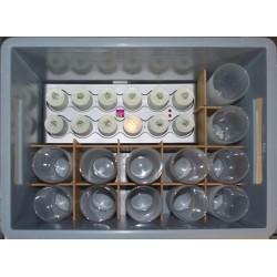 ILU-Teelichterbox 12er Set