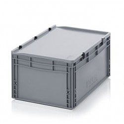 Transportbox 40x30x23,5-grau