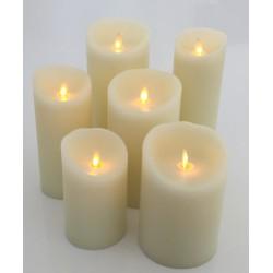 ILU-Kerze 8 x 18cm