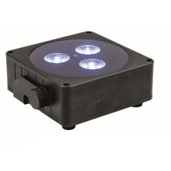Flat Light 3 schwarz