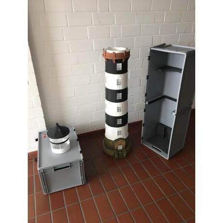 System-Box Leuchtturm
