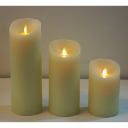 ILU-Kerze 8cm Durchmesser