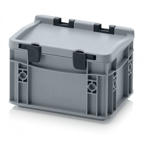 Transportbox mit Deckel 30x20x13,5cm